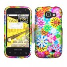 For Samsung Transform M920 cover hard case R-Flower