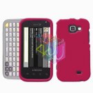 For Samsung Transform M920 Protector Screen + Cover Case Rose Pink