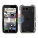 For Motorola Defy MB525 Cover Hard Case Clear