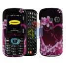 For LG Cosmos VN250 Cover Hard Case Love