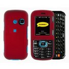 For LG Cosmos VN250 Cover Hard Case Red