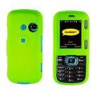 For LG Rumor2 Rumour 2 UX265 Cover Hard Case Neon Green