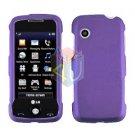 For LG Prime GS390 Cover Hard Case Purple
