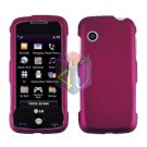 For LG Prime GS390 Cover Hard Case Rose Pink