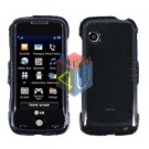 For LG Prime GS390 Cover Hard Case Clear