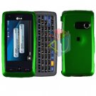 For LG Banter Touch UN510 Cover Hard Case Green