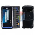 For LG Banter Touch UN510 Cover Hard Case Clear