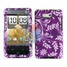 For HTC Aria Cover Hard Case P-Flower