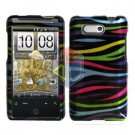 For HTC Aria Cover Hard Case Rainbow