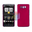 For HTC HD2 HD 2 Cover Hard Case Rose Pink