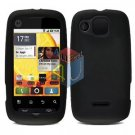 FOR Motorola Citrus wx445 Silicon cover soft case black