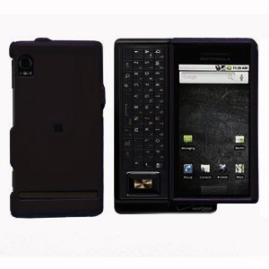 For Motorola Droid A855 Cover Hard Case Black