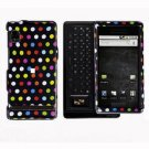 For Motorola Droid A855 Cover Hard Case R-Dot