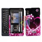 For Motorola Droid 2 A955 Cover Hard Case Love