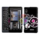 For Motorola Droid 2 A955 Cover Hard Case H-Skull