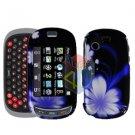 For Samsung Gravity-T T669 Cover Hard Case B-Flower