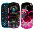 For Samsung Gravity 3 T479 Cover Hard Case Love