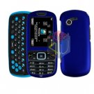 For Samsung Gravity 3 T479 Cover Hard Case Blue
