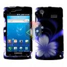 For Samsung Captivate i897 Cover Hard Case B-Flower