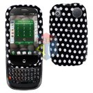 For Palm Pre Plus Cover Hard Case Polka Dot