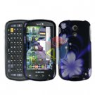 For Samsung Epic 4G D700 Cover Hard Case B-Flower