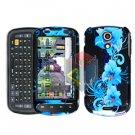 For Samsung Epic 4G D700 Cover Hard Case Flower