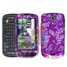 For Samsung Epic 4G D700 Cover Hard Case P-Flower