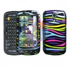 For Samsung Epic 4G D700 Cover Hard Case Rainbow