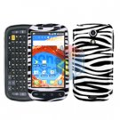 For Samsung Galaxy S Epic 4G D700 Cover Hard Case Zebra