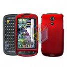 For Samsung Galaxy S Epic 4G D700 Cover Hard Case Red