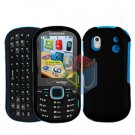 For Samsung Intensity II 2 Cover Hard Case Black (u460)