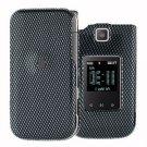 For Samsung Zeal / Alias 2 Cover Hard Case Carbon Fiber