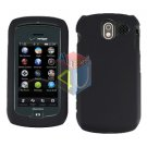 For Pantech Crux / CDM8999 Cover Hard Case Rubberized Black