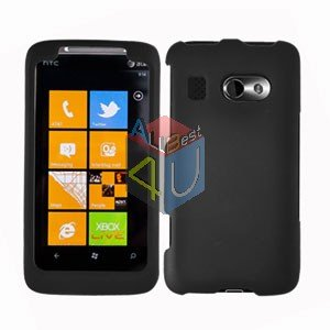 For HTC Surround T8788 Cover Hard Case Black