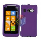 For HTC Surround T8788 Cover Hard Case Purple