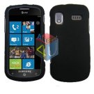 For Samsung Focus i917 Cover Hard Case Rubberized Black