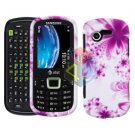 For Samsung Evergreen A667 Cover Hard Case H-Flower