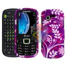 For Samsung Evergreen A667 Cover Hard Case P-Flower