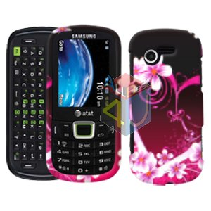For Samsung Evergreen A667 Cover Hard Case Love