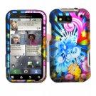 For Motorola Defy MB525 Cover Hard Case A-Flower