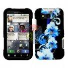 For Motorola Defy MB525 Cover Hard Case Flower