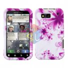 For Motorola Defy MB525 Cover Hard Case H-Flower
