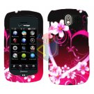 For Pantech Crux / CDM8999 Cover Hard Case Love