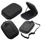 For Canon Powershot SD1400-IS Digital Camera Carrying Case w/ Shoulder Strap
