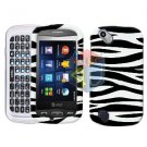 For Pantech Laser P9050 Cover Hard Case Zebra