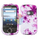 For Huawei Comet U8150 Cover Hard Case H-Flower