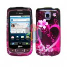 For LG Optimus T / P509 Cover Hard Case Love