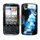 For Motorola Droid Pro A957 Cover Hard Case Flower