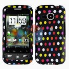 FOR HTC Droid Eris Cover Hard Case R-Dot