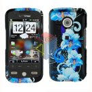 FOR HTC Droid Eris Cover Hard Case Flower